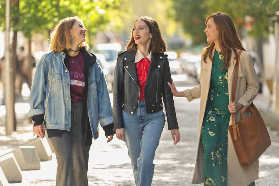 'Fuimos canciones': conoce el reparto y la sinopsis del estreno de Netflix