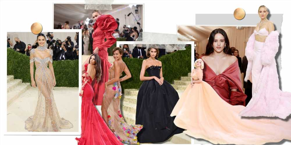 Gala MET 2021: los mejores looks de las celebrities
