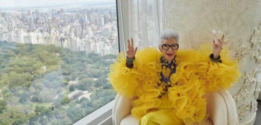H&M y su nueva colección con Iris Apfel para celebrar su cumpleaños 100