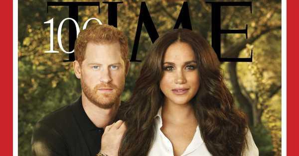 Harry y Meghan, en portada de 'Time': encabezan la lista de los 100 más influyentes (y José Andrés explica los motivos)