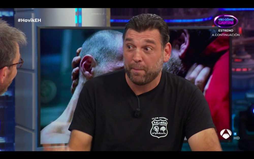 Hovik Keuchkerian confiesa que tuvo muchos problemas con el alcohol