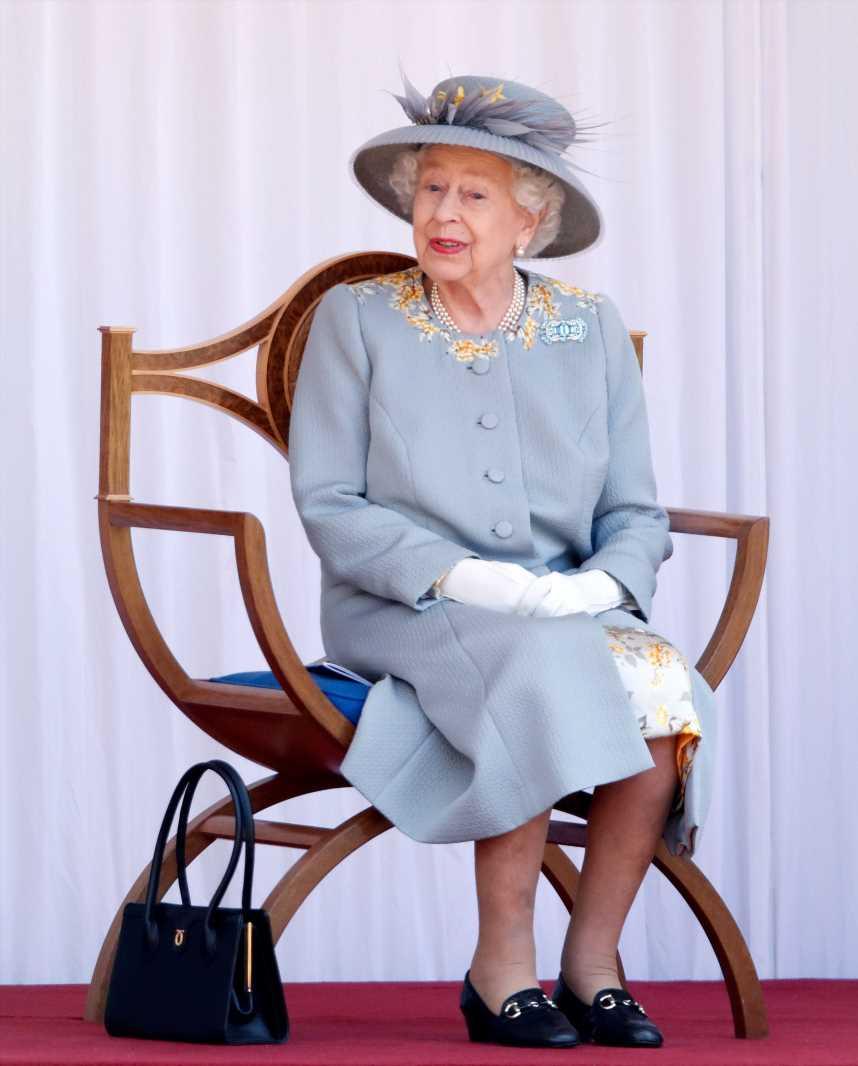 Isabel II volverá al palacio de Buckingham en octubre