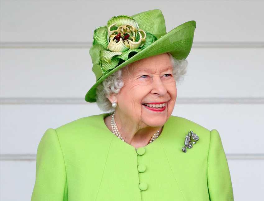Isabel II y el emotivo homenaje a los deportivas paralímpicos