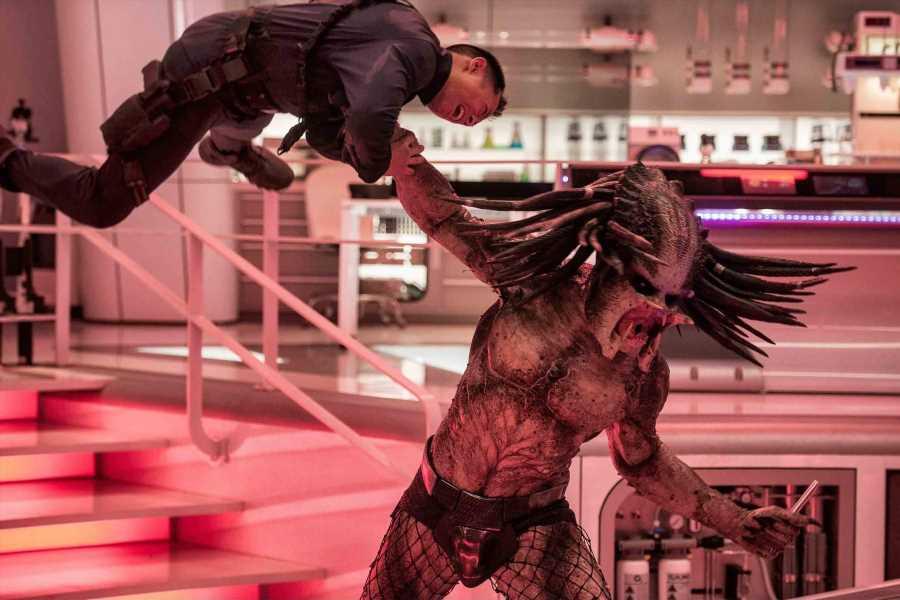 Jacob Tremblay provoca el regreso de 'Predator'