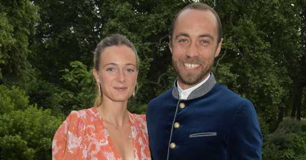 James Middleton y Alizée Thevenet se casan en secreto en la Provenza