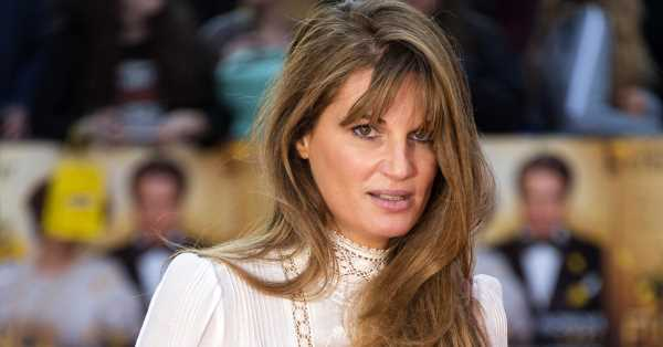 Jemima Goldsmith, mucho más que la 'escudera' de Lady Di: Me sentí identificada con Monica Lewinsky en cuanto la conocí. Las dos fuimos utilizadas como peones políticos