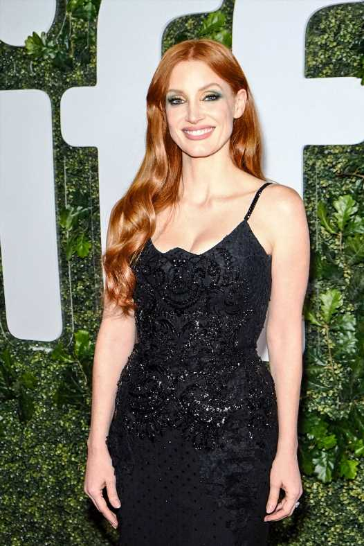 Jessica Chastain se apunta al 'Ariel red hair'