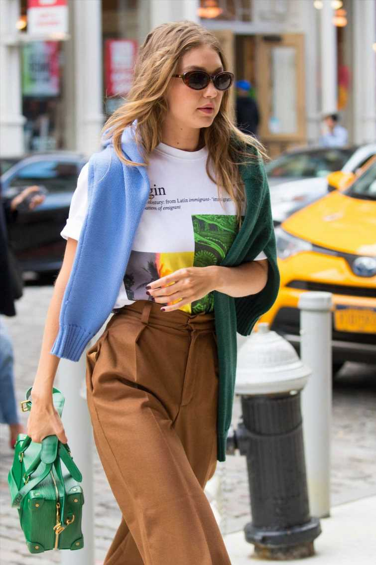 Knitworth, la firma de jerséis de Gigi Hadid y Emily Ratajkowski