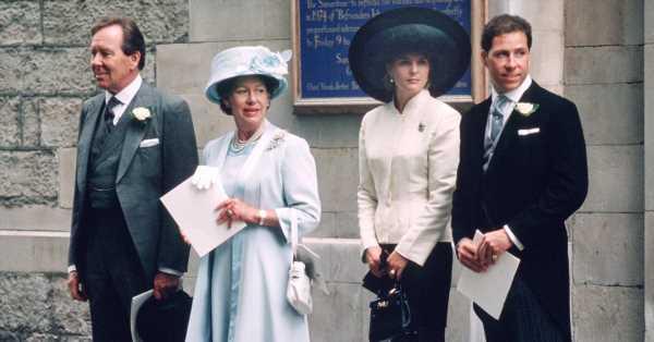 Las madres de la novia más elegantes de la realeza (y sus claves de estilo)