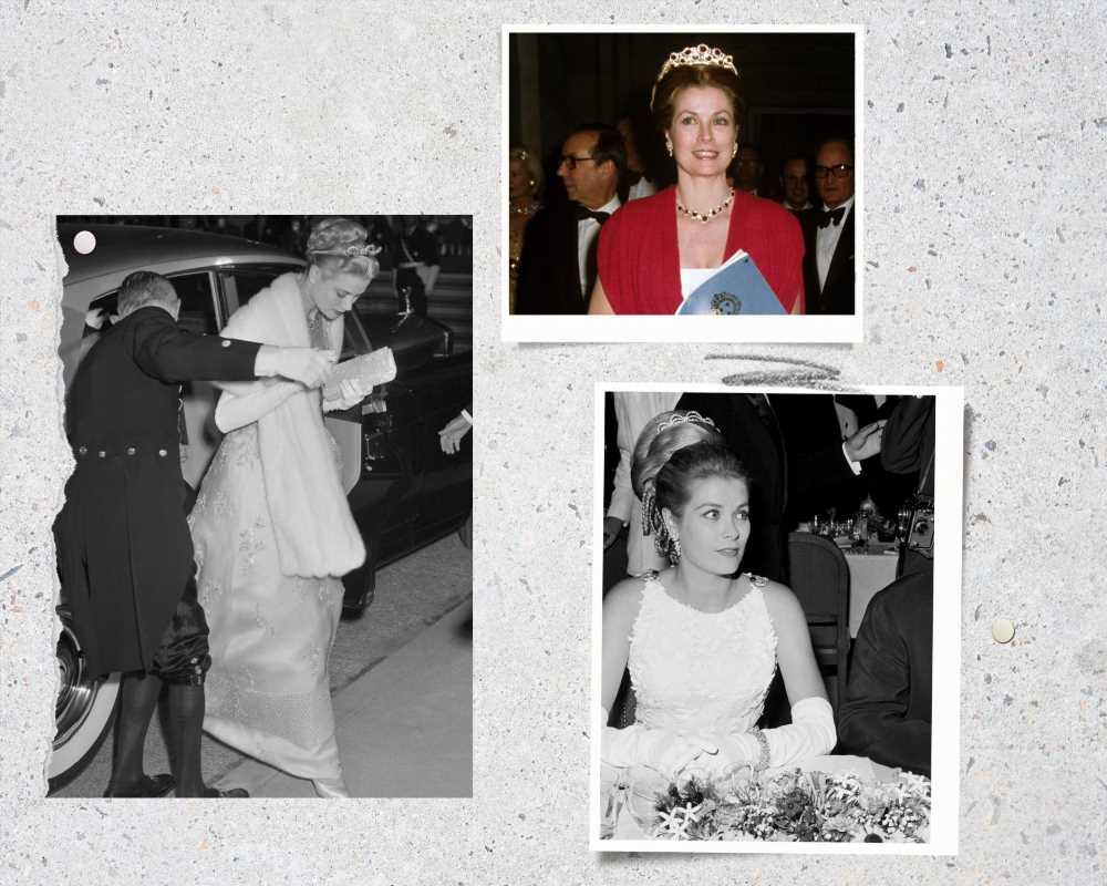 Las tiaras favoritas de Grace Kelly