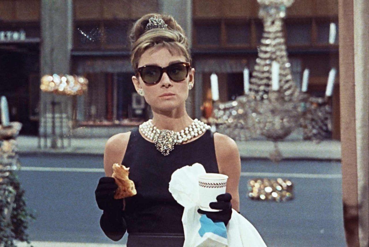 Los caprichos de Audrey Hepburn, en 'Desayuno con diamantes'