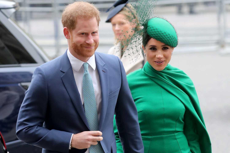 Los duques de Sussex y la película de Netflix que arrasará