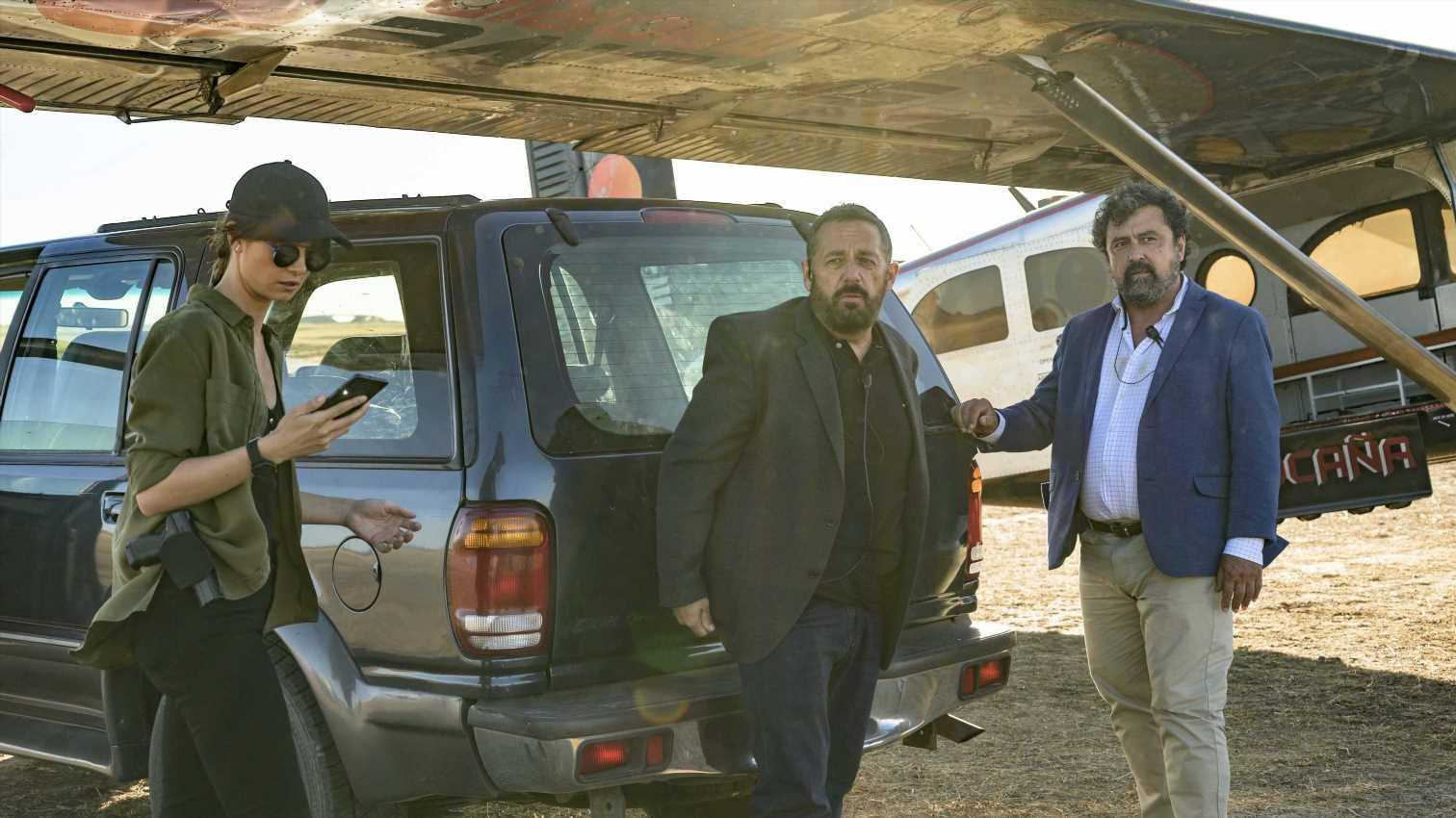 'Los hombres de Paco': La temporada 10 de la serie se estrena en el prime time Antena 3