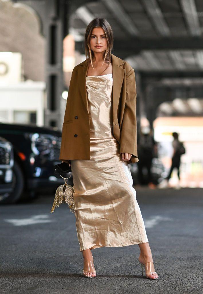 Los mules de lentejuelas de Zara más 'chic'