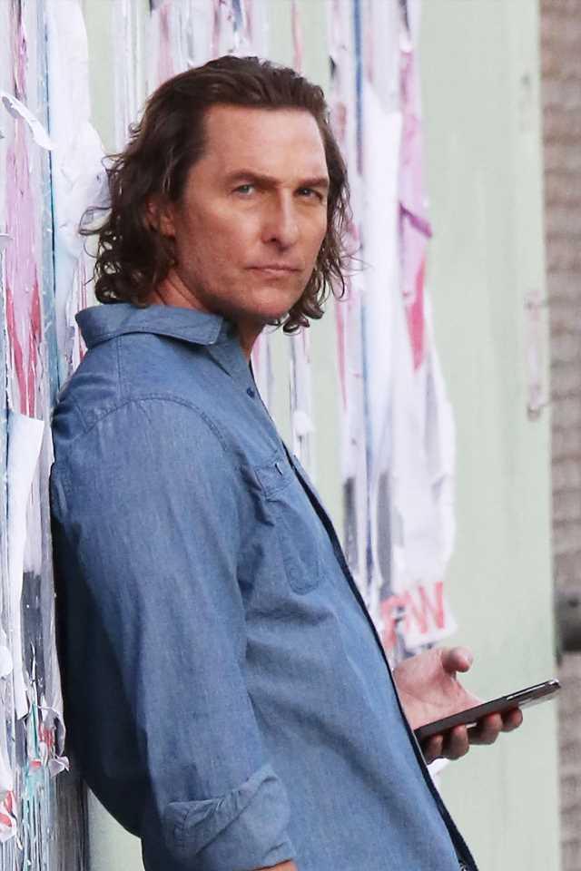 Matthew McConaughey marcado por la forma de amarse de sus padres