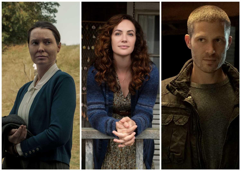 'Misa de medianoche': reparto, actores y personajes de la serie de Netflix