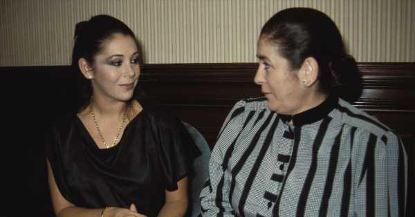 Muere doña Ana, madre de Isabel Pantoja y su principal apoyo