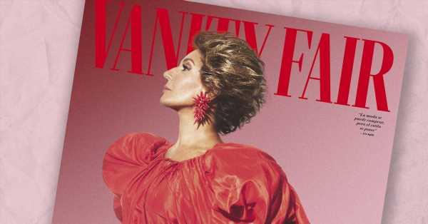 Naty Abascal, en portada: todo lo que puedes encontrar en el número de octubre de 'Vanity Fair España'