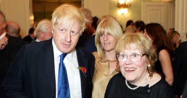 Pintora y sufridora: Charlotte Johnson, la fascinante madre de Boris Johnson