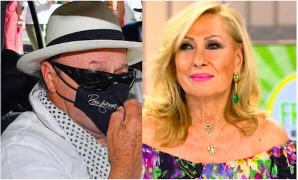 Rosa Benito recuerda su matrimonio con Amador Mohedano