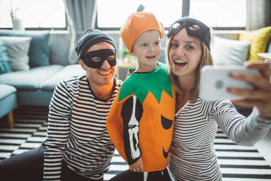 30 disfraces originales de Halloween para que toda la familia