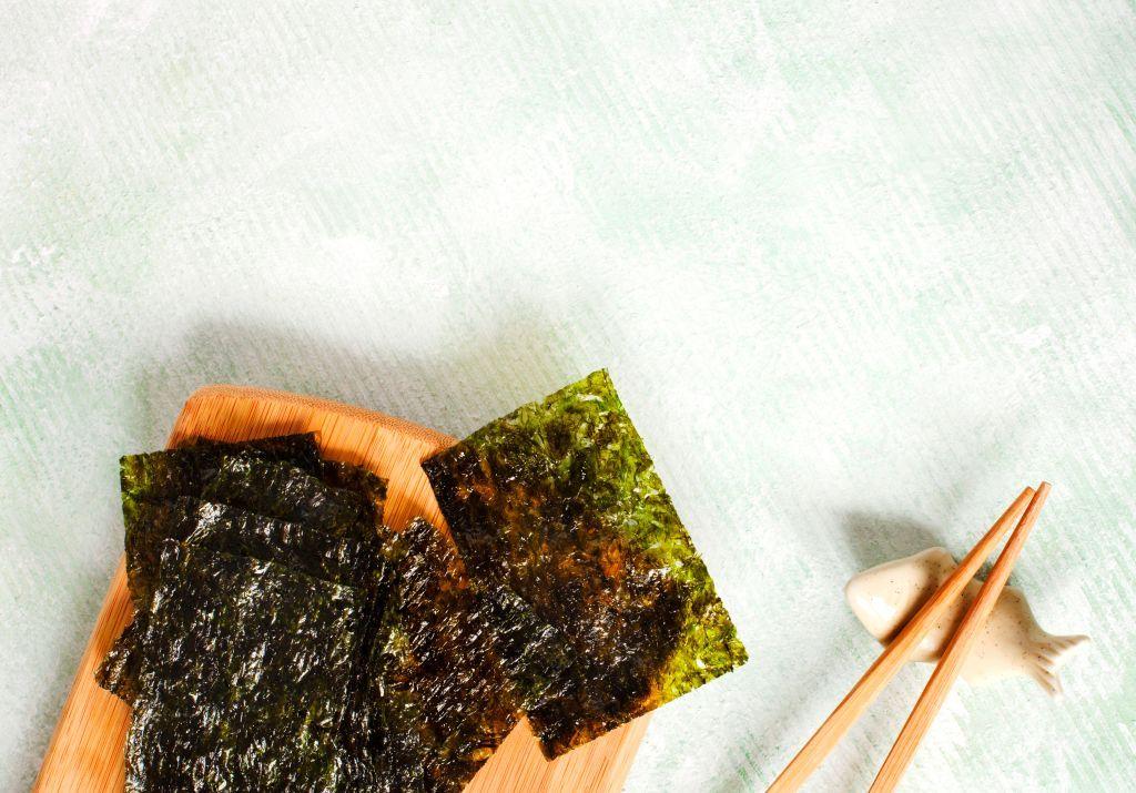 Algas marinas: por qué deberías incluirlas ya en tu dieta