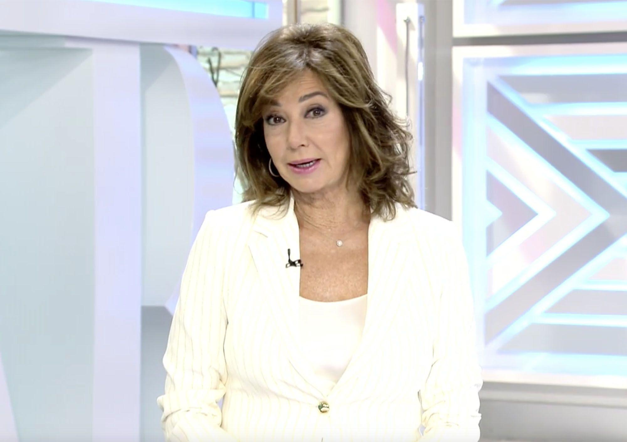 Ana Rosa Quintana tiene un 'recadito' para Kiko Rivera
