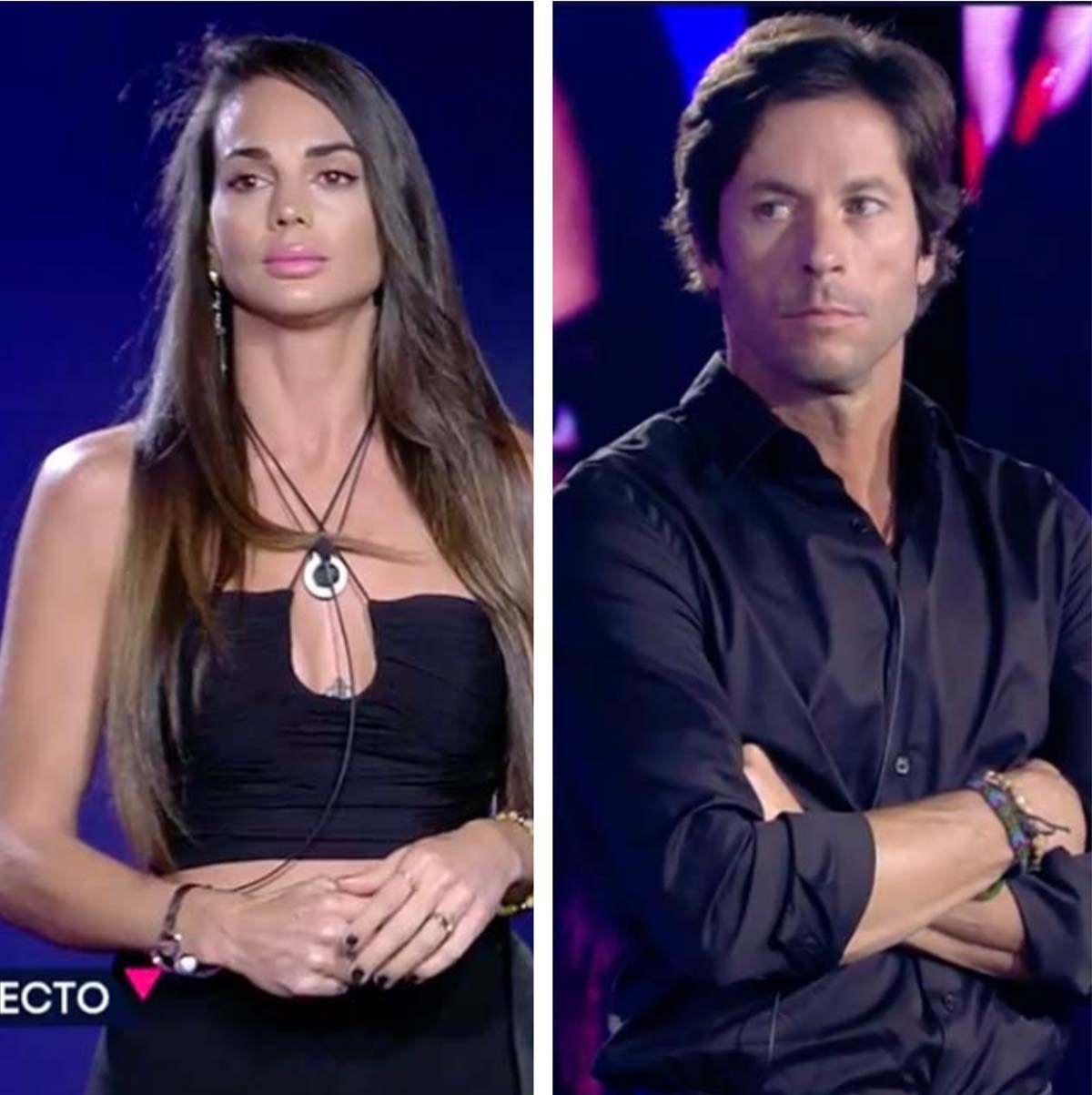 Cynthia y Canales Rivera protagonizan un emotivo cara a cara