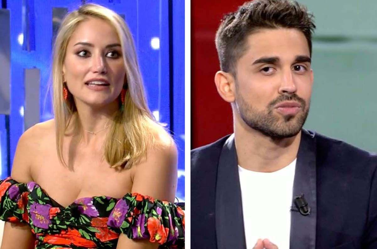 El gran enfrentamiento entre Alba Carrillo y Miguel Frigenti