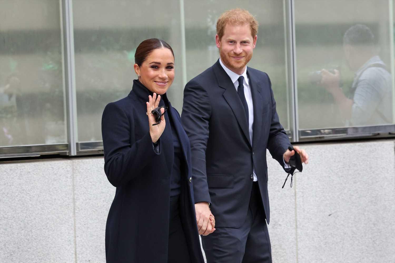 El príncipe Harry y Meghan Markle dan el salto a las inversiones