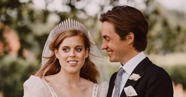 El significativo nombre que Beatriz de York y Edoardo Mapelli Mozzi han elegido para su hija