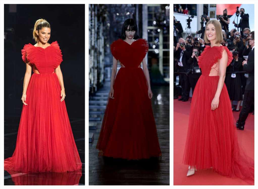 El vestido viral de Dior con el que coinciden royals y actrices