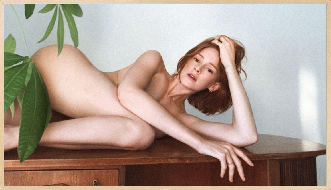 Exposición Felix Valiente – Retratos actores españoles desnudos