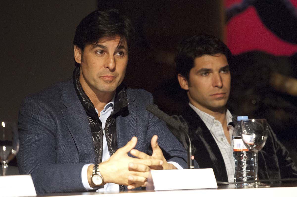Francisco y Cayetano Rivera abandonan su lucha contra Isabel Pantoja