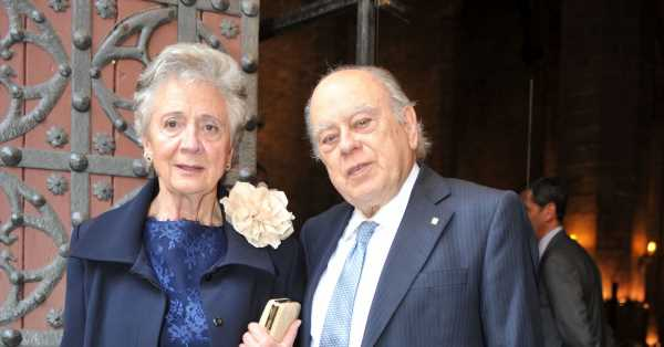 Jordi Pujol, hospitalizado por una arritmia