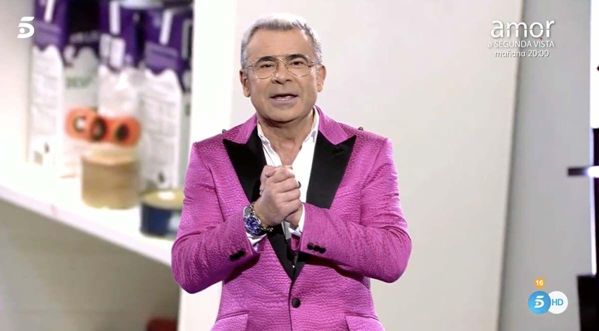 Jorge Javier confiesa estar muy decepcionado con Emmy Russ