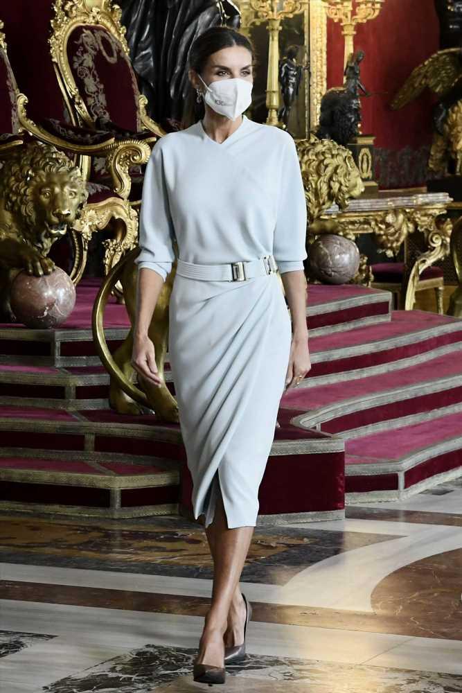 La reina Letizia tiene nueva firma en su armario: María Barragán