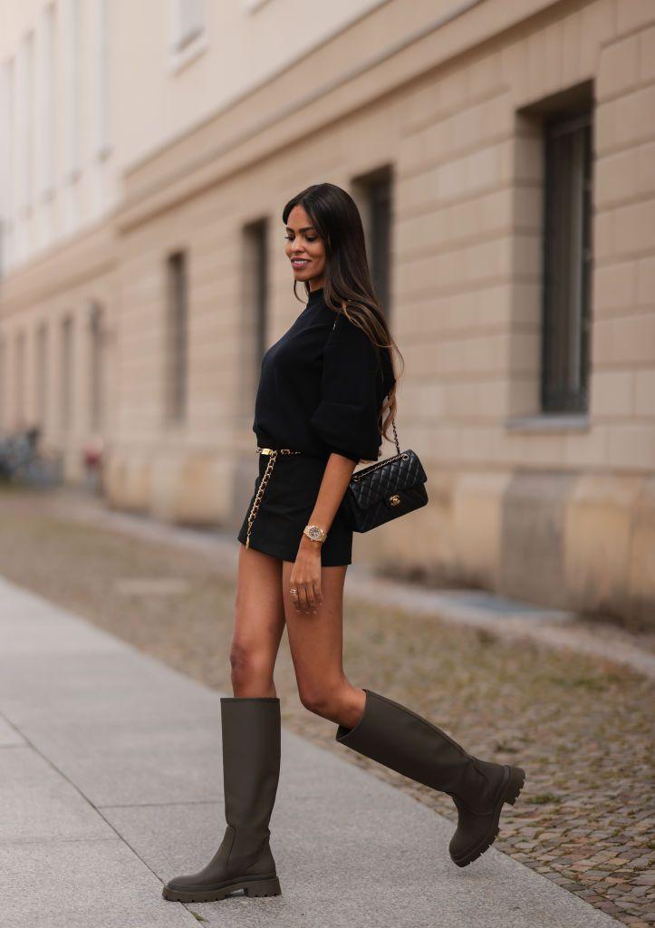 Las botas engomadas de Zara (con lista de espera)