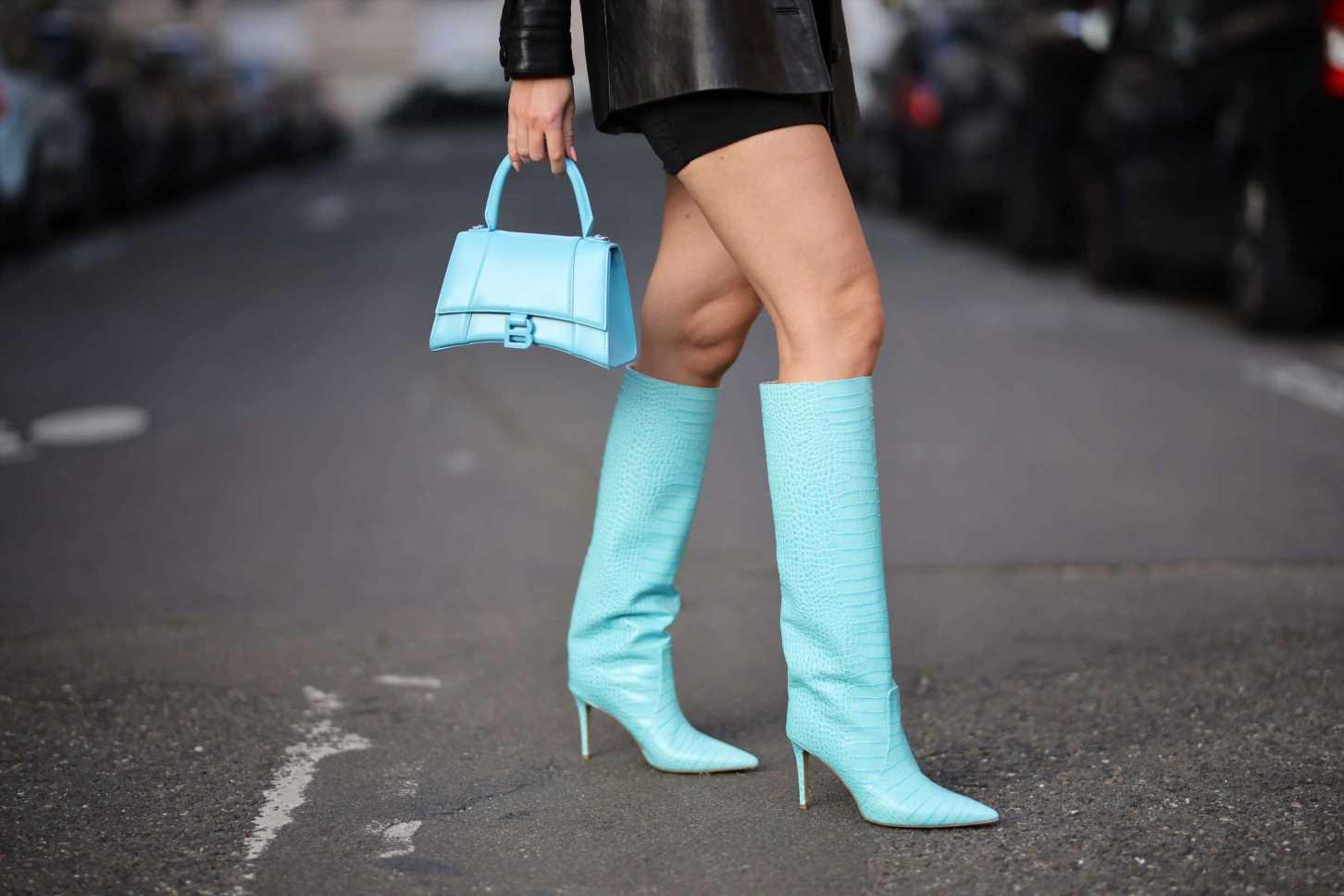 Llegan a Uterqüe las botas de cocodrilo que han enloquecido a las editoras de moda