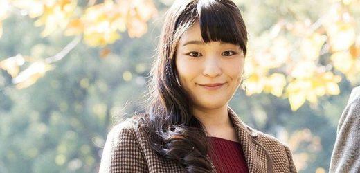 Mako de Japón, diagnosticada de estrés postraumático antes de su boda