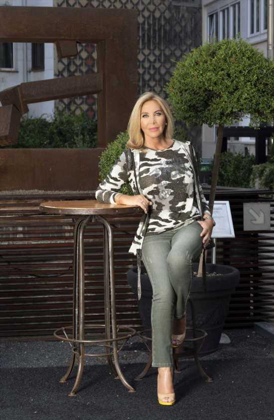Norma Duval: «Matthias es muy divertido, me aporta mucho y no me pide tanto»