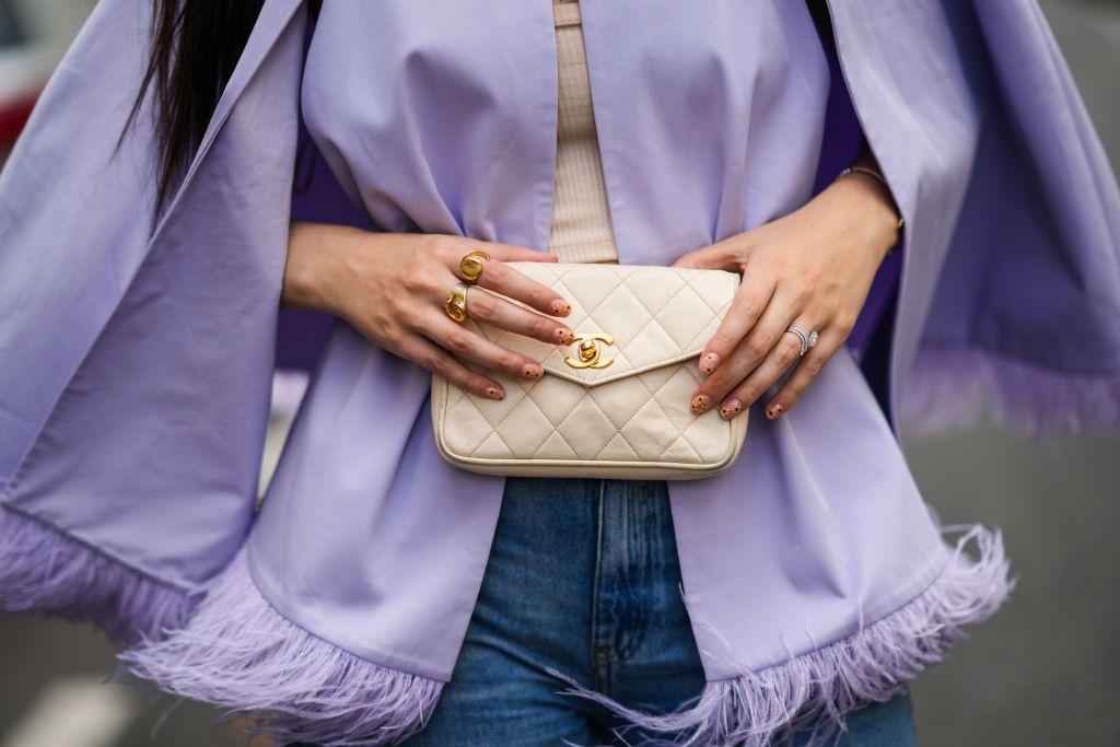 'Swirly Nail Art': la manicura remolino que revoluciona el otoño