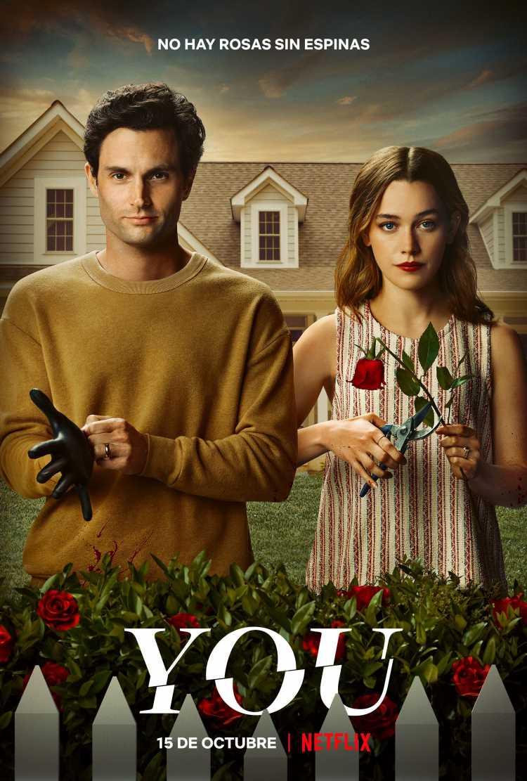 'You': fecha de estreno y reparto de la temporada 3 de la serie de Netflix